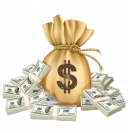 Money-Bag-with-Money-PNG-03075-451x470