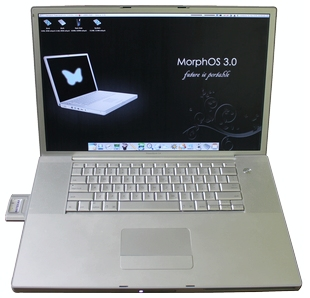 PowerBook G4 17""